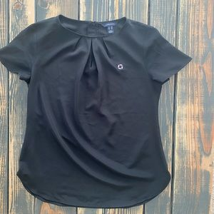 Black Land's End for Chase Key Hole Blouse